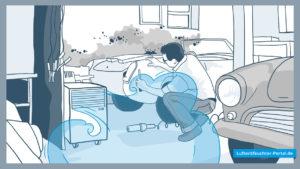 Luftentfeuchter für Oldtimer in Garage